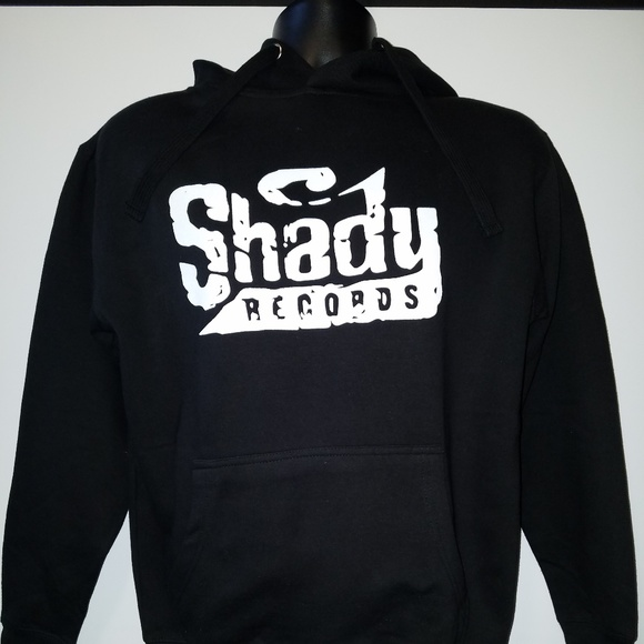 Shady Records Hoodie - New - Aftermath - G Unit -